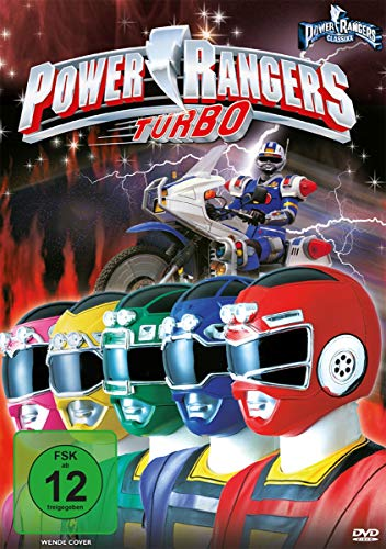 Power Rangers Turbo: