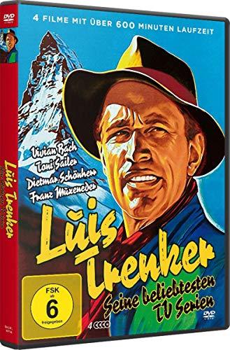 Luis Trenker Seine beliebtesten TV-Serien (4 DVDs)