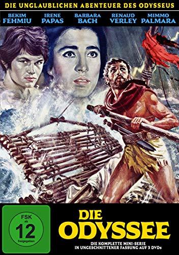 Die Odyssee 3 DVDs