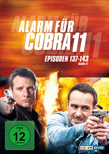 Alarm für Cobra 11 Staffel 17 (Softbox) (2 DVDs)