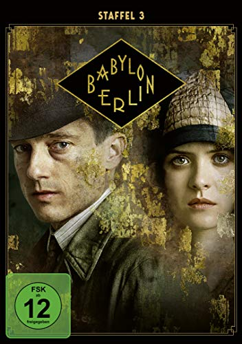 Babylon Berlin Staffel 3 (4 DVDs)