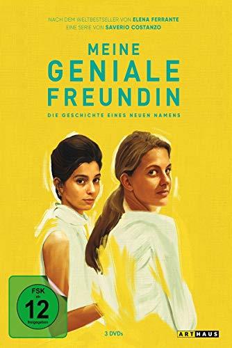 Meine geniale Freundin Staffel 2 (3 DVDs)