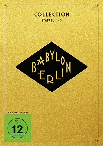 Babylon Berlin Staffel 1-3 Collection (8 DVDs)