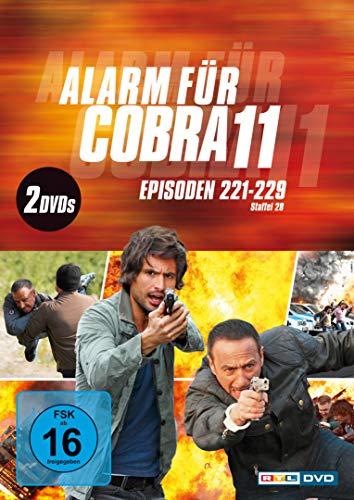 Alarm für Cobra 11 Staffel 28 (Softbox) (2 DVDs)