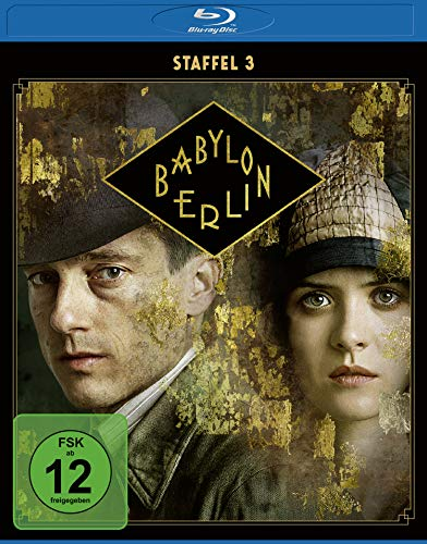 Babylon Berlin Staffel 3 [Blu-ray]