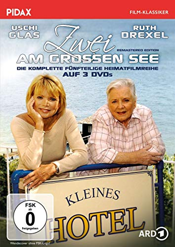 Zwei am großen See (Remastered Edition) (3 DVDs) Remastered Edition (3 DVDs)