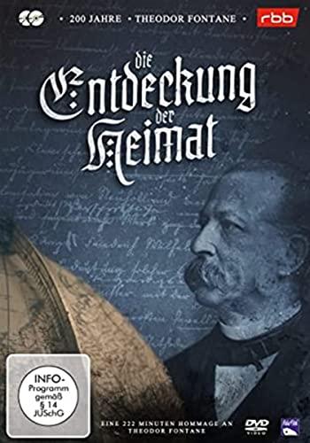 Die Entdeckung der Heimat 200 Jahre Theodor Fontane (2 DVDs)