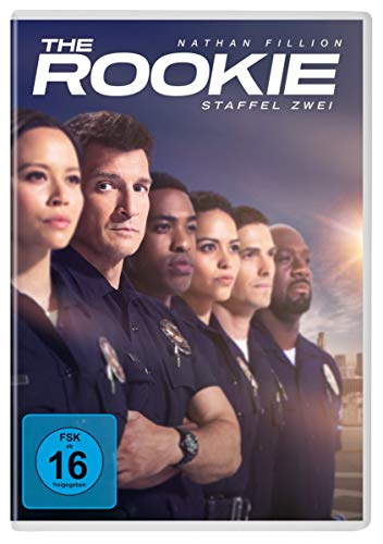 The Rookie Staffel 2 (5 DVDs)