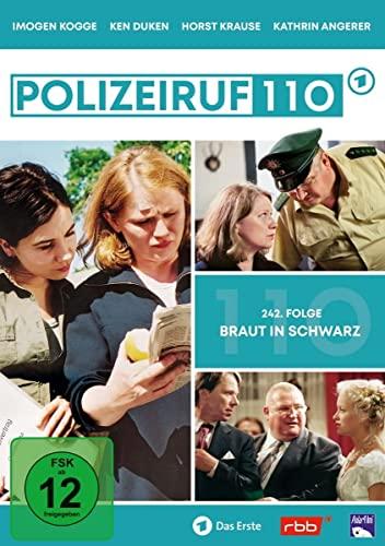 Polizeiruf 110: Braut in Schwarz (Folge 242)