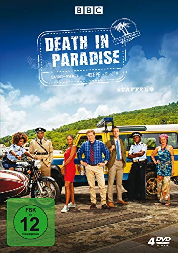 Death in Paradise Staffel 9 (4 DVDs)