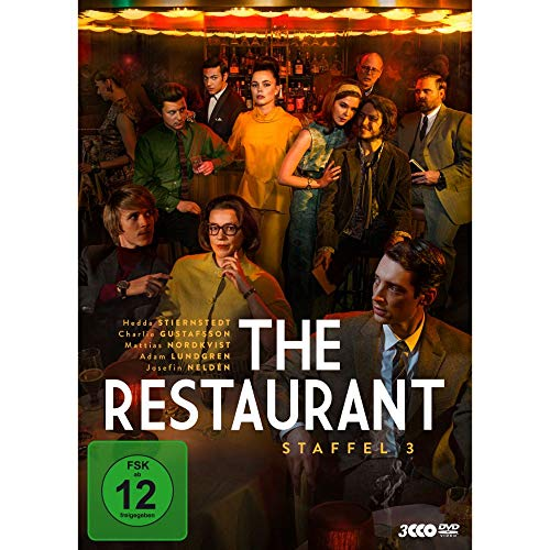 The Restaurant Staffel 3 (3 DVDs)
