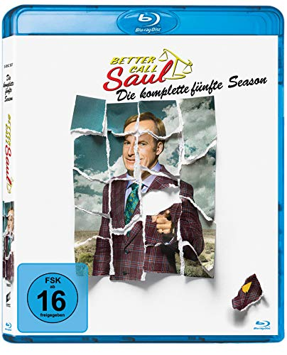 Better Call Saul Staffel 5 [Blu-ray]