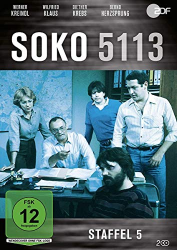 SOKO 5113 Staffel 5 (2 DVDs)