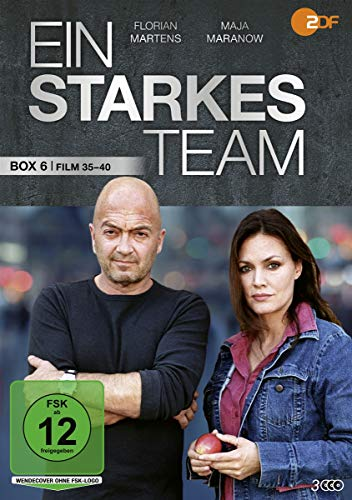 Ein starkes Team - Box  6 (Film 35-40) (3 DVDs)