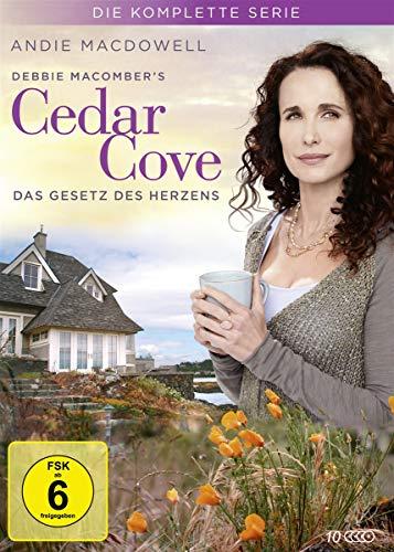 Cedar Cove - Das Gesetz des Herzens: Die komplette Serie (10 DVDs)