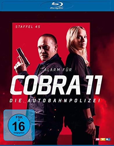 Alarm für Cobra 11 Staffel 45 [Blu-ray]