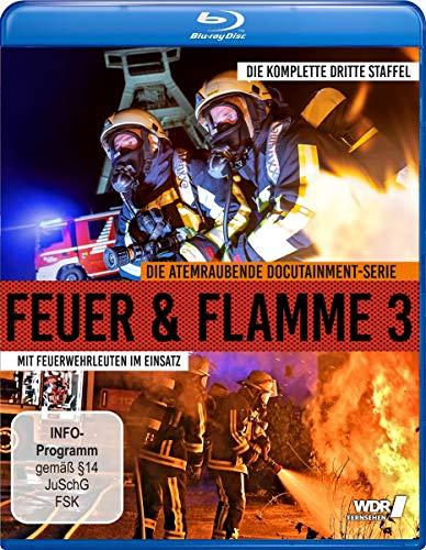 Feuer & Flamme - Mit Feuerwehrmännern im Einsatz: