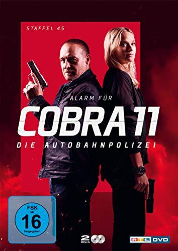 Alarm für Cobra 11 Staffel 45 (2 DVDs)