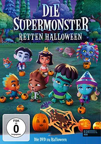 Die Supermonster retten Halloween