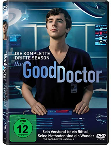 The Good Doctor Staffel 3 (5 DVDs)