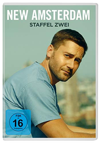 New Amsterdam Staffel 2 (5 DVDs)
