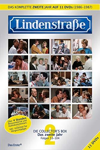 Lindenstraße Das komplette  2. Jahr (Collector's Box) (11 DVDs)