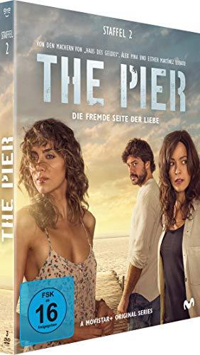 The Pier - Die fremde Seite der Liebe: Staffel 2 (3 DVDs)
