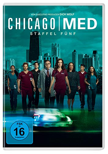 Chicago Med Staffel 5 (6 DVDs)
