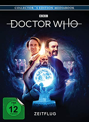 Doctor Who Fünfter Doktor: Zeitflug (Limited Collector's Edition mit Bonus-DVD) [Blu-ray]