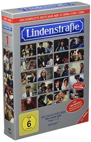 Lindenstraße Das komplette  1. Jahr (Collector's Box) (11 DVDs)