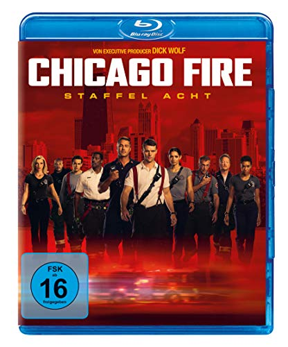 Chicago Fire Staffel 8 [Blu-ray]
