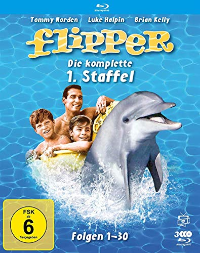 Flipper Staffel 1 [Blu-ray]