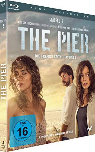 The Pier - Die fremde Seite der Liebe: Staffel 2 [Blu-ray]