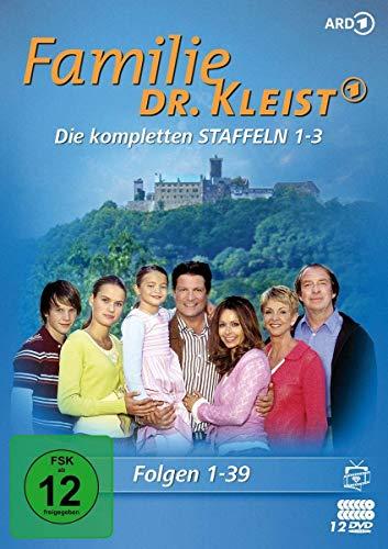 Familie Dr. Kleist - Staffel 1-3 (12 DVDs)