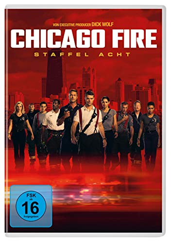 Chicago Fire Staffel 8 (8 DVDs)