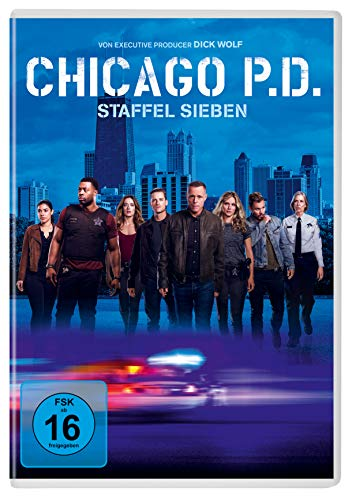 Chicago P.D. Staffel 7 (6 DVDs)