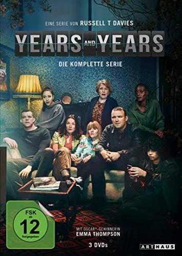 Years and Years - Die komplette Serie (3 DVDs)