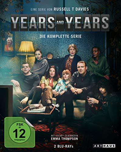 Years and Years Die komplette Serie [Blu-ray]