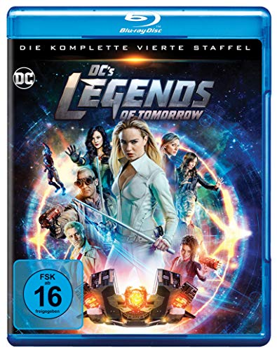 DC's Legends of Tomorrow Staffel 4 [Blu-ray]
