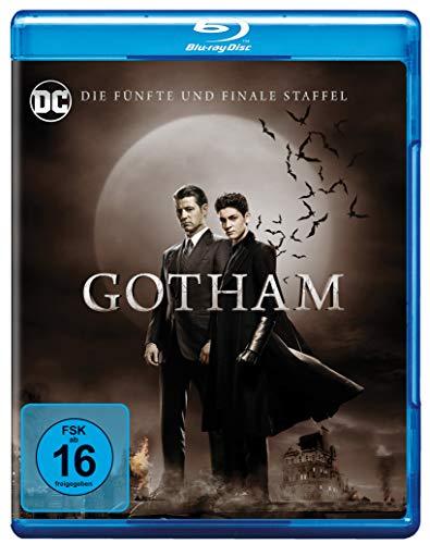 Gotham Staffel 5 [Blu-ray]