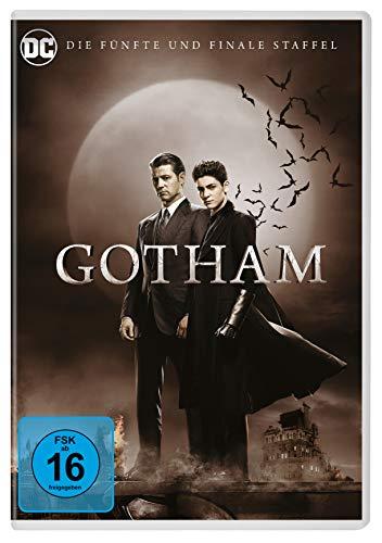 Gotham Staffel 5 (5 DVDs)