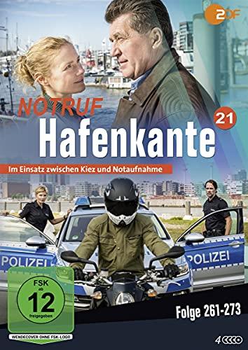Notruf Hafenkante, Vol.21: Folge 261-273 (4 DVDs)