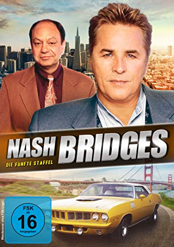 Nash Bridges - Staffel 5 (6 DVDs)