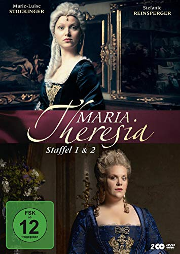 Maria Theresia Staffel 1+2 (2 DVDs)