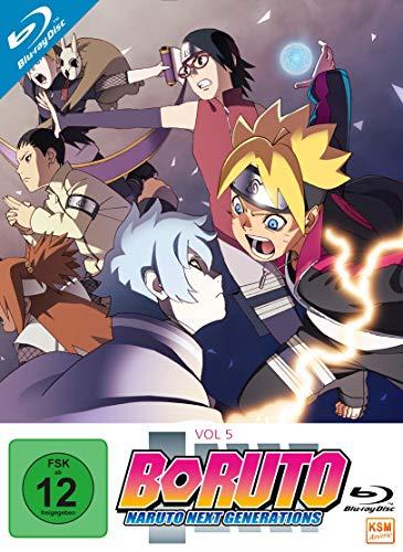 Boruto - Naruto Next Generations: Vol. 5 [Blu-ray]