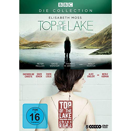 Top of the Lake Die Collection (5 DVDs)