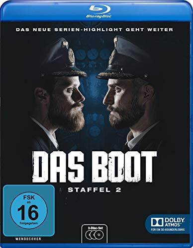 Das Boot Staffel 2 [Blu-ray]