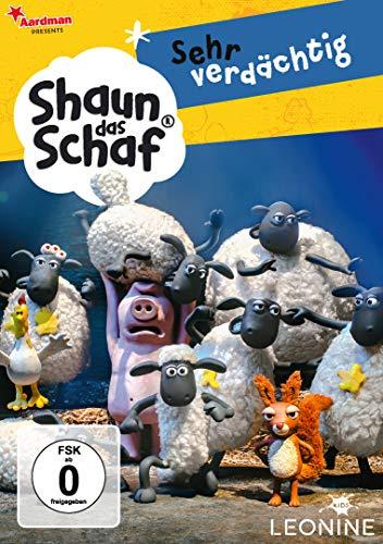 Shaun das Schaf Sehr verdächtig