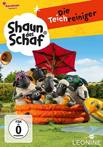 Shaun das Schaf Die Teichreiniger