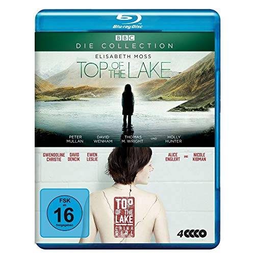 Top of the Lake Die Collection [Blu-ray]